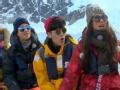 《花样姐姐第二季片花》第十二期 花样团首登南极兴奋 暖心鼓励被抛弃的企鹅宝宝
