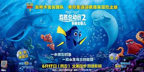 海底总动员1中文版_《海底总动员2》发中文配音花絮 张国立徐帆回归-搜狐娱乐
