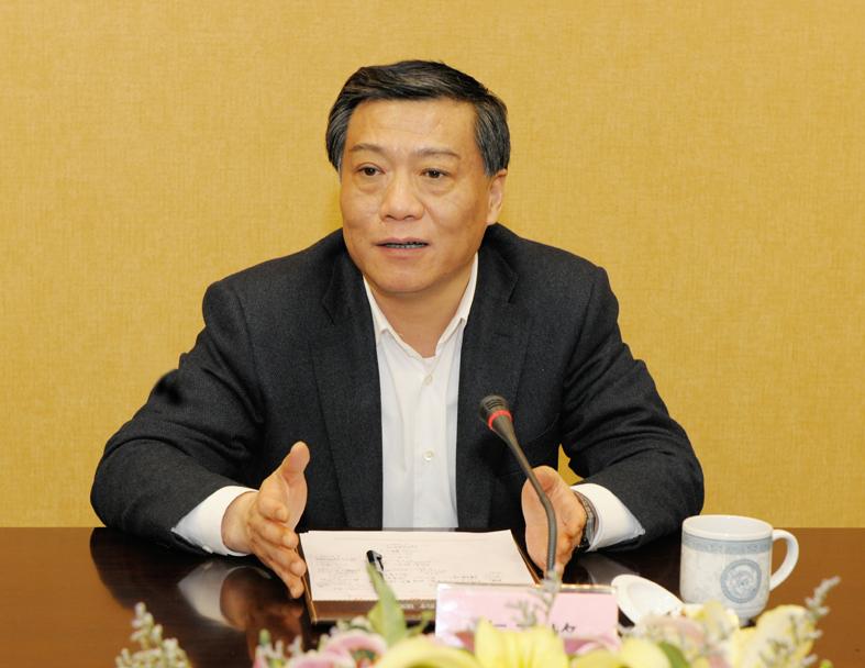 江苏省委常委、副省长李云峰被查 资料图