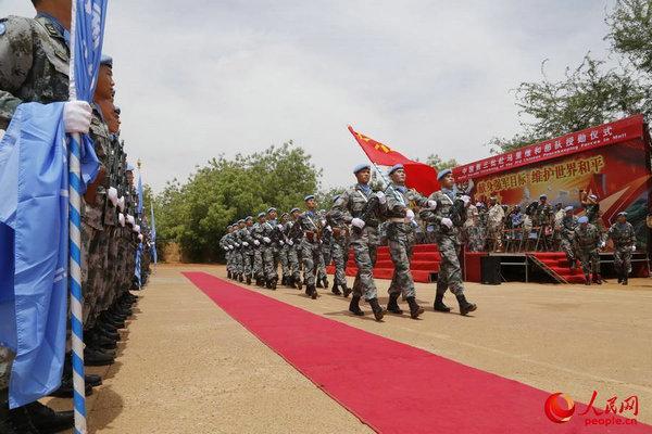 中方驻马里维和人员遭恐袭1人牺牲 官方证实