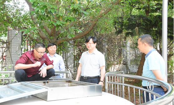 在西昌地震中心站前兆测震数新宝3登录中心综合机房检查指导工作
