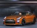 [海外新车]2017款日产GT-R 最后一代战神