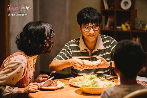 家庭主夫陈坤对伙食高要求