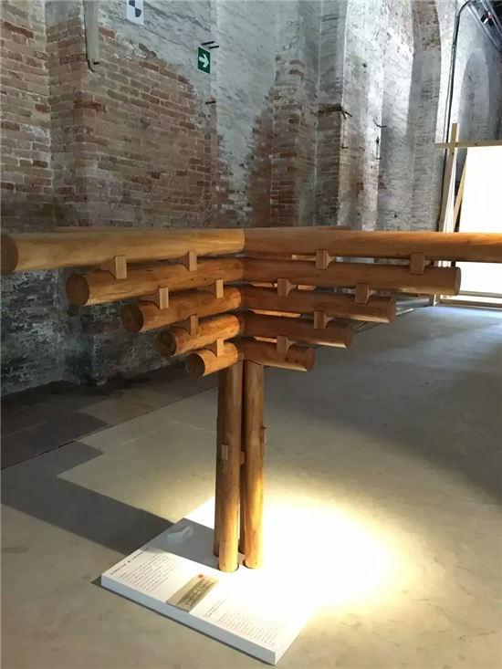 第15届威尼斯建筑双年展展览现场