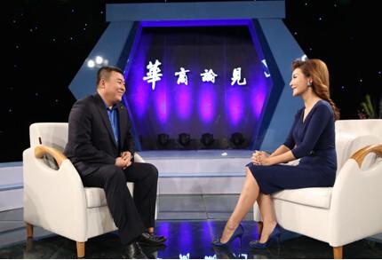 近期,大连盛虎电子商务有限公司李斌先生做客CCTV发现之旅《华商论见》栏目,与著名主持人常馨月一起探讨互联网时代的优势。