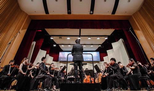 中美作曲家计划―青年作曲家作曲比赛入围作品专场音乐会