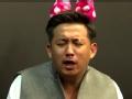 《极限挑战第二季片花》黄磊装萌模仿张艺兴  呆萌形象惹众人爆笑