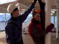 《花样姐姐第二季片花》第十三期 Henry南极撑桨不慎落水 金晨大秀一字马劈上天