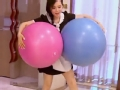 《挑战者联盟第二季片花》第一期 范爷抱健身球大秀美腿 大黑牛变卫生纸达人