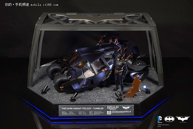 4000元的限量版蝙蝠侠战车(非套装内)