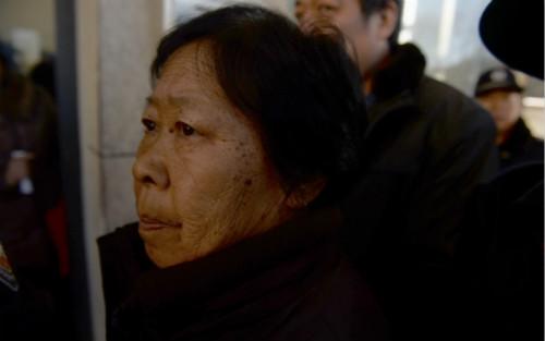 数年来奔走上访的张焕枝,已经73岁。