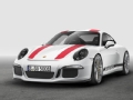 [海外新车]新保时捷911 R 独特车身涂装
