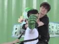 《挑战者联盟第二季片花》第二期 薛之谦贴身戏弄外星人 李晨一言不合就扒裤子