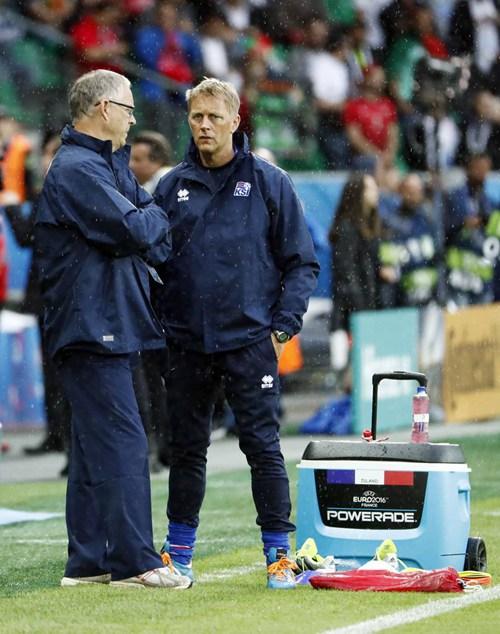 冰岛主帅对本场比赛结果感到满意,希望接下来战胜匈牙利赢得小组出线。