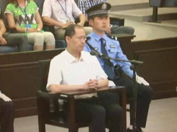 6月15日,湖北省宜昌市中级人民法院对周滨案进行公开宣判。