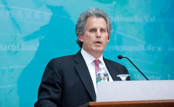 国际货币基金组织(IMF)第一副总裁利普顿David Lipton