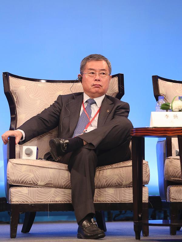 国家金融与发展试验室理事长李扬 资料图