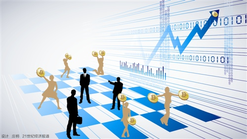 """疯狂比特币""""投资者群像"""":程序化团队和大妈""""共舞"""""""