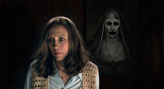 """外传电影中主角将是《招魂2》里的""""恶魔修女"""""""