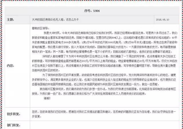 在大深圳坐拥66套房,可她还说连生计都保持不下去了……