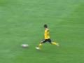 中超进球-高拉特回做于汉超世界波 延边1-1恒大