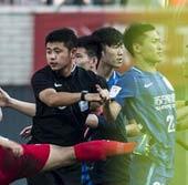 锐体育-暴力!中国足球之癌