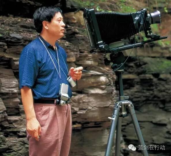 """秦玉海还是个""""摄影家"""""""