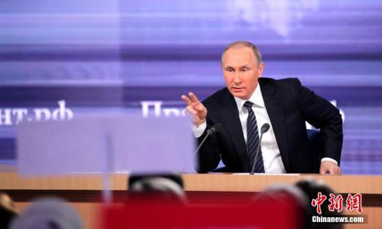 俄罗斯总统普京 材料图 。中新社记者 王修君 摄