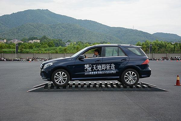 16梅赛德斯 奔驰东区 SUV征服之旅举行高清图片