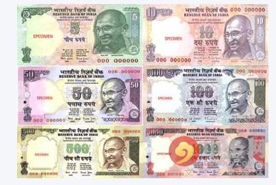 印度卢比贬至月内低点(图)