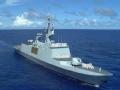 中日军舰钓鱼岛附近海域遭遇秘闻