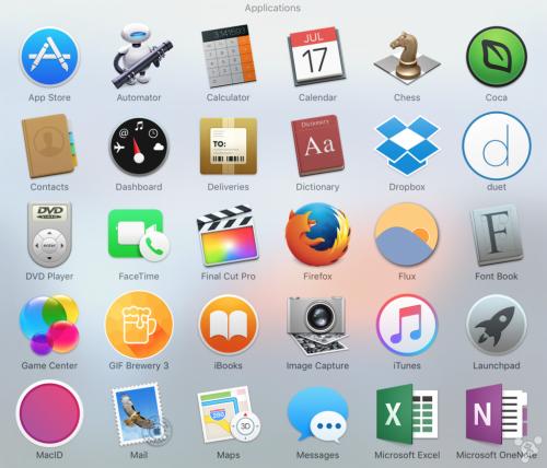 OS X 趣味小技巧 如何自定义Mac的应用图标mac os x lion 下载 mac ...