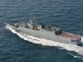 中国最新一艘056型护卫舰服役引关注