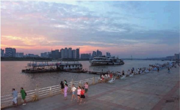 长株潭主城区面积37年增长近9倍(图)
