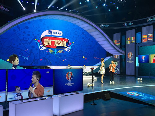 CCTV5《豪门盛宴》