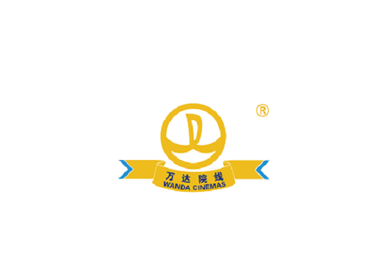 手绘万达影城logo图片