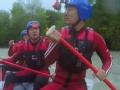 《花样男团片花》第二期 众人抬船欧弟身高显尴尬 惊险漂流陆毅溺水