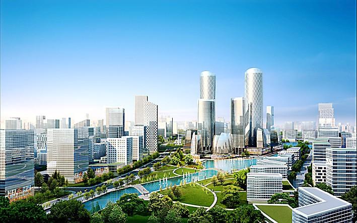 陈塘科技商务区规划图