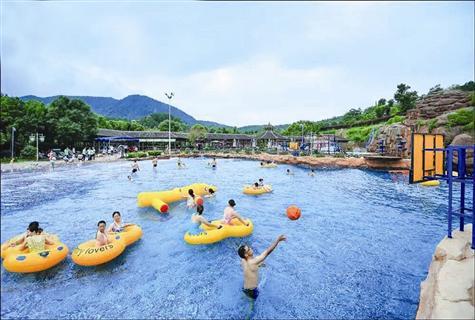 山湖运动会 水乐园盛宴 亲子趣手绘(组图)
