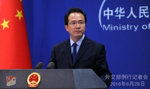 """问:台湾当局领导人在参观巴拿马运河时,在留言簿上署名自称""""President of TAIWAN(ROC)"""",意为""""台湾(中华民国)总统"""""""