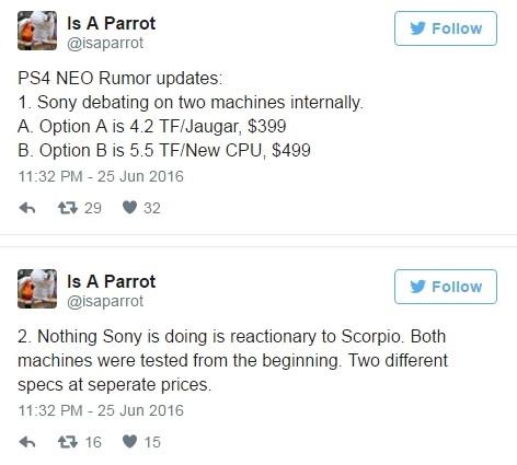 索尼PS Neo配置售价曝光:全新CPU性能暴增