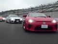 [汽车生活]萝卜三分钟雷克萨斯F赛道体验