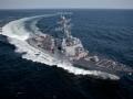 美军阿利伯克级三舰齐发进南海所欲为何
