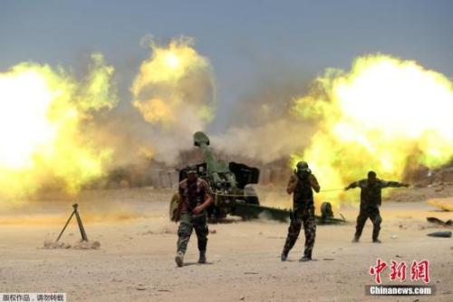 伊拉克军队收复重镇费卢杰。