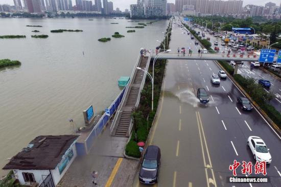 特大暴雨招致长荆铁路中缀 30趟列车停运