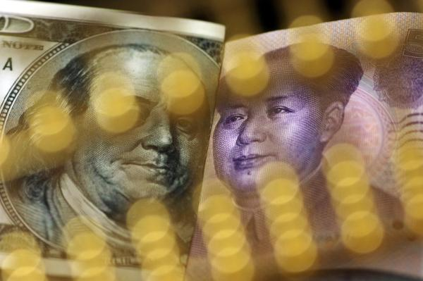 在远期外汇交易中,买卖双方成交后,并不能马上交割,而是约定在以后一定期限内进行交割时所采用的约定汇率。 视觉中国 资料
