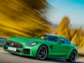 [海外新车]梅赛德斯AMG GT R 3.6秒破百