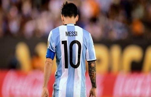 曝梅西将于11月回归阿根廷国家队