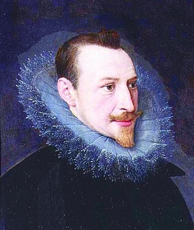 威廉·莎士比亚与埃德蒙·斯宾塞的对话(组图)