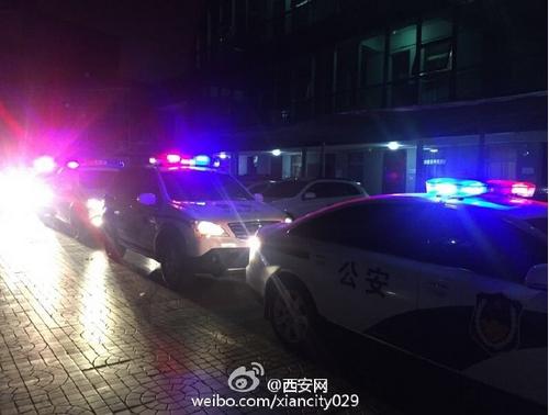 交警曲江大队出动大批警力 集中整治重点打击非法飙车